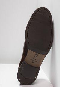 Shoe The Bear - HARRY - Business-Schnürer - brown - 4