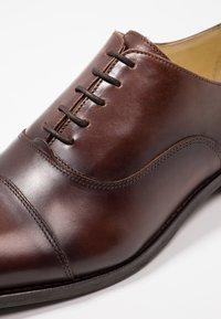 Shoe The Bear - HARRY - Business-Schnürer - brown - 5