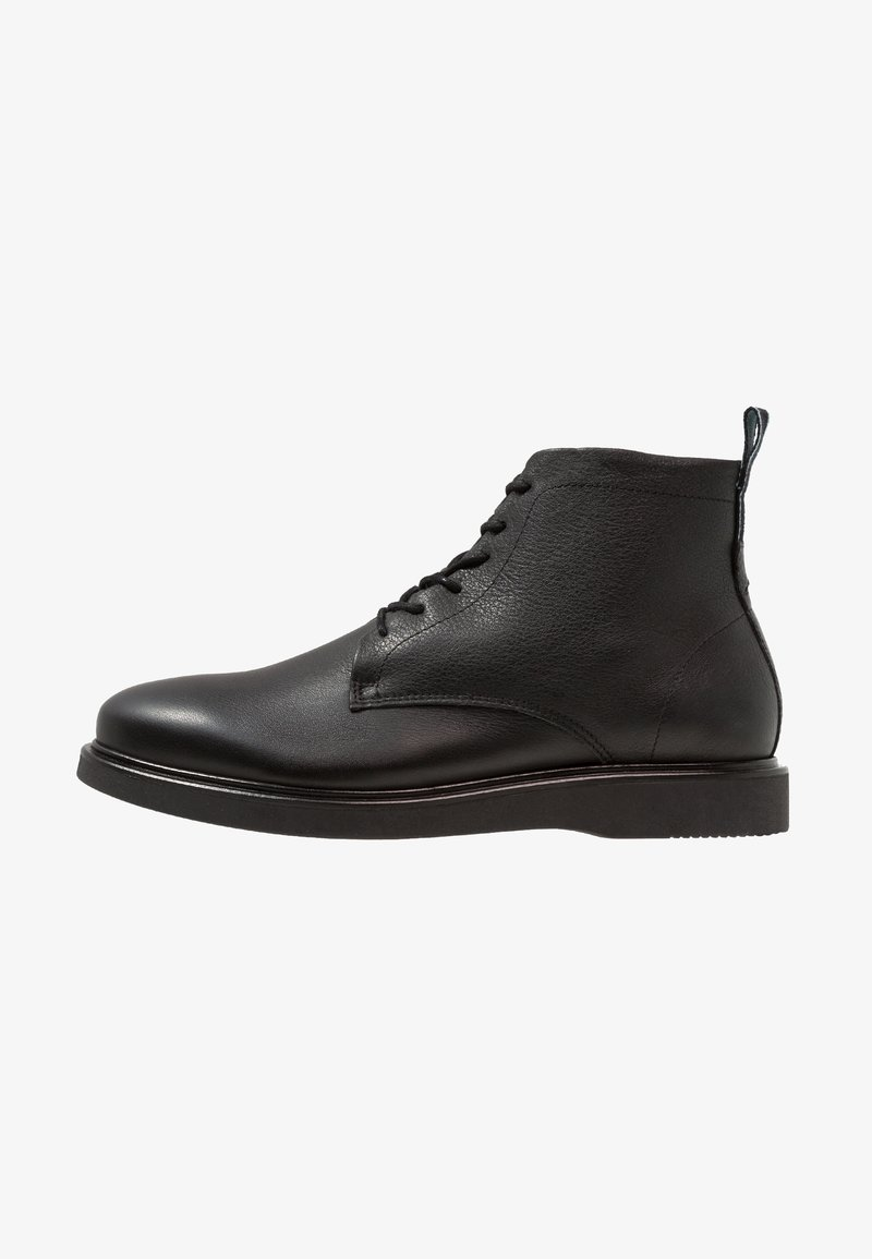 Shoe The Bear - JERRY - Lace-up ankle boots - black