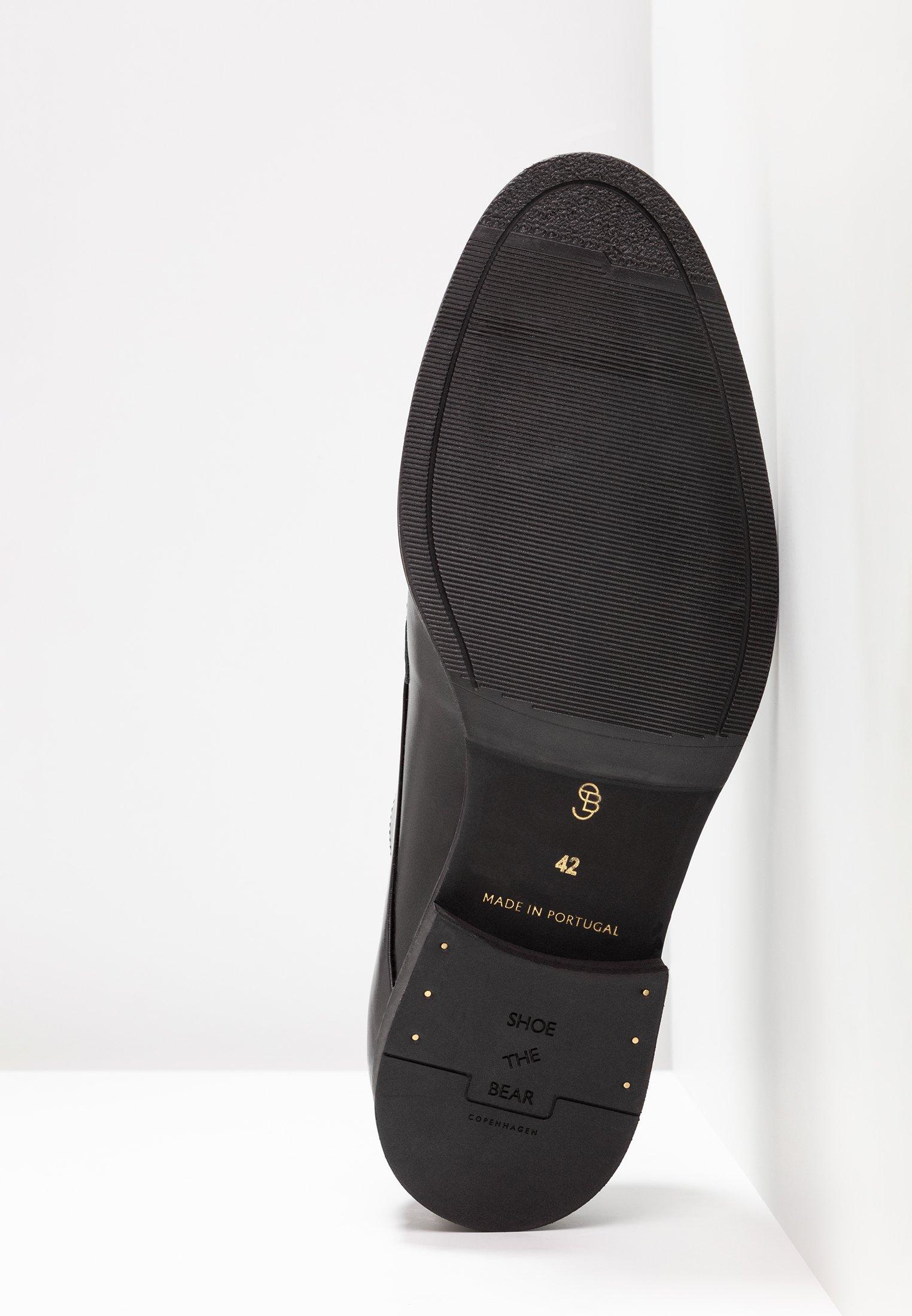 The RamplingDerbiesamp; Shoe Black Bear Richelieus Y6yvfgbI7