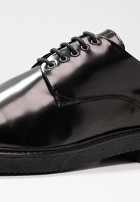Shoe The Bear - PARRISH  - Stringate - black - 5