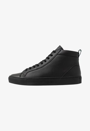 HOLMES - Höga sneakers - black
