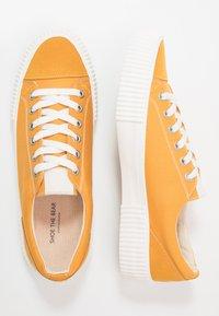 Shoe The Bear - BUSHWICK - Tenisky - yellow - 1