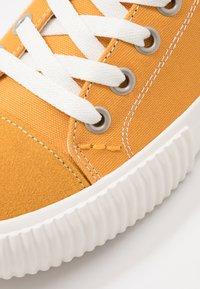 Shoe The Bear - BUSHWICK - Tenisky - yellow - 5