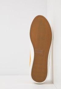 Shoe The Bear - BUSHWICK - Tenisky - yellow - 4