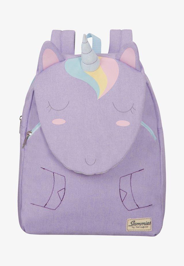 Backpack - purple