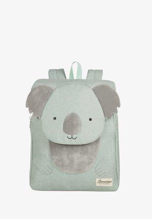 HAPPY SAMMIES - School bag - grey denim