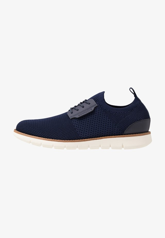 ECHO CLUB - Casual lace-ups - navy