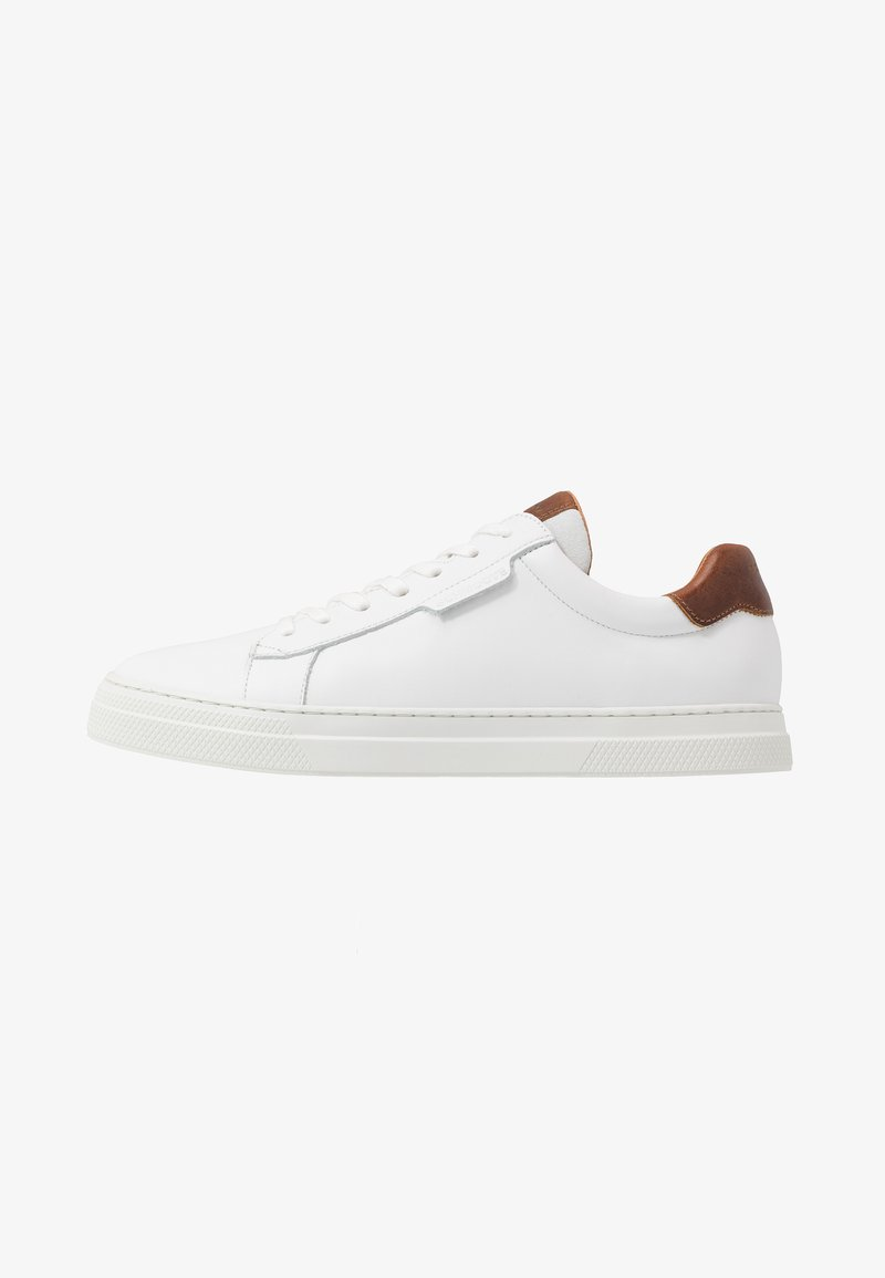 Schmoove - SPARK CLAY - Trainers - white/old camel