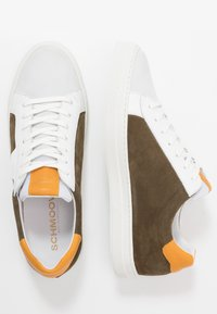Schmoove - SPARK CLAY - Trainers - olive/safran - 1