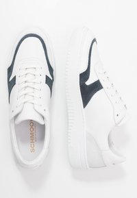 Schmoove - EVOC - Trainers - white/night blue - 1