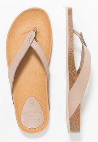 Scholl - TIST 2.0 - T-bar sandals - beige - 3