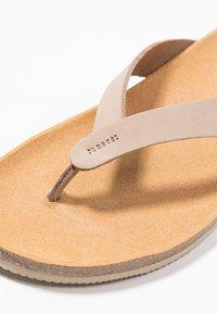 Scholl - TIST 2.0 - T-bar sandals - beige - 2