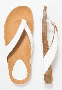 Scholl - TIST - T-bar sandals - white - 3