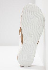 Scholl - TIST - T-bar sandals - white - 6