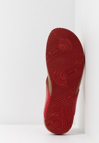 Scholl - TIST - Sandalias de dedo - red - 6
