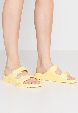 SHO BAHIA - Hjemmesko - jaune claire