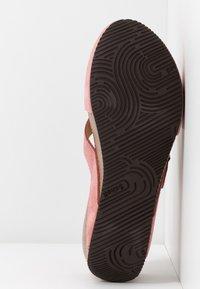 Scholl - ELANAIS - Pantofle na podpatku - fandango - 6