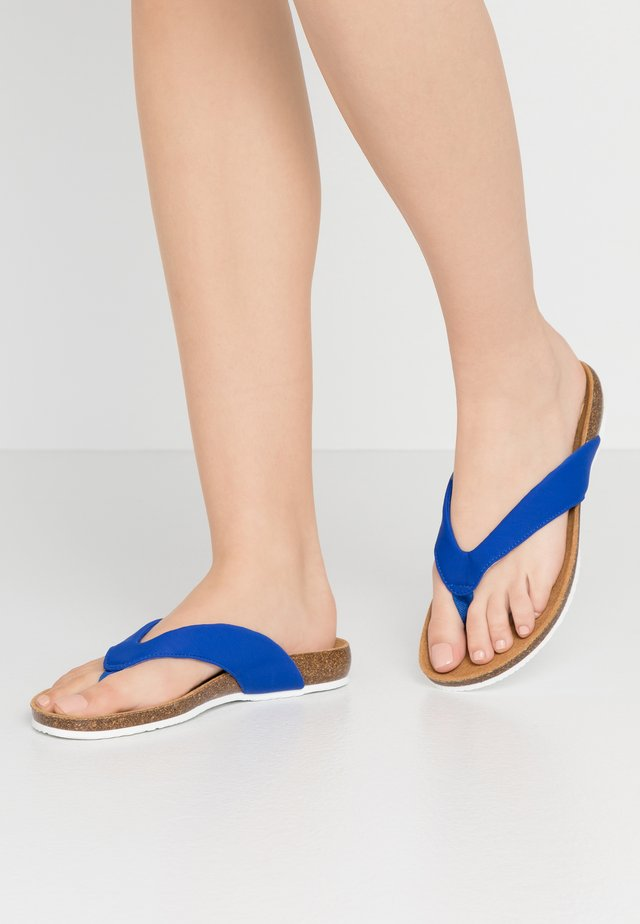 TISTOIS - T-bar sandals - bleu