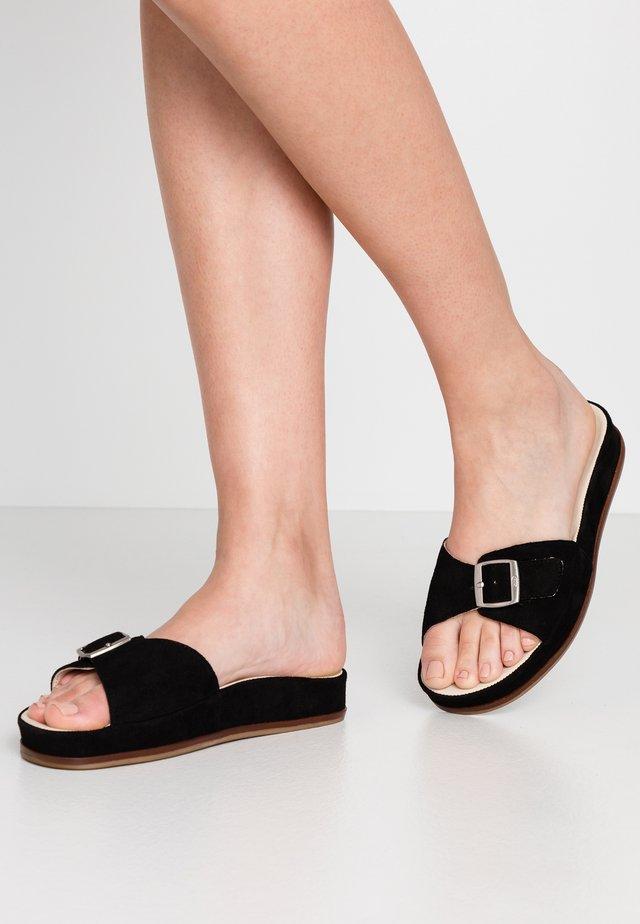 ANOUSHEH - Mules - noir