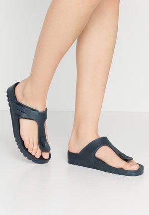BAHIA - Pool shoes - marine