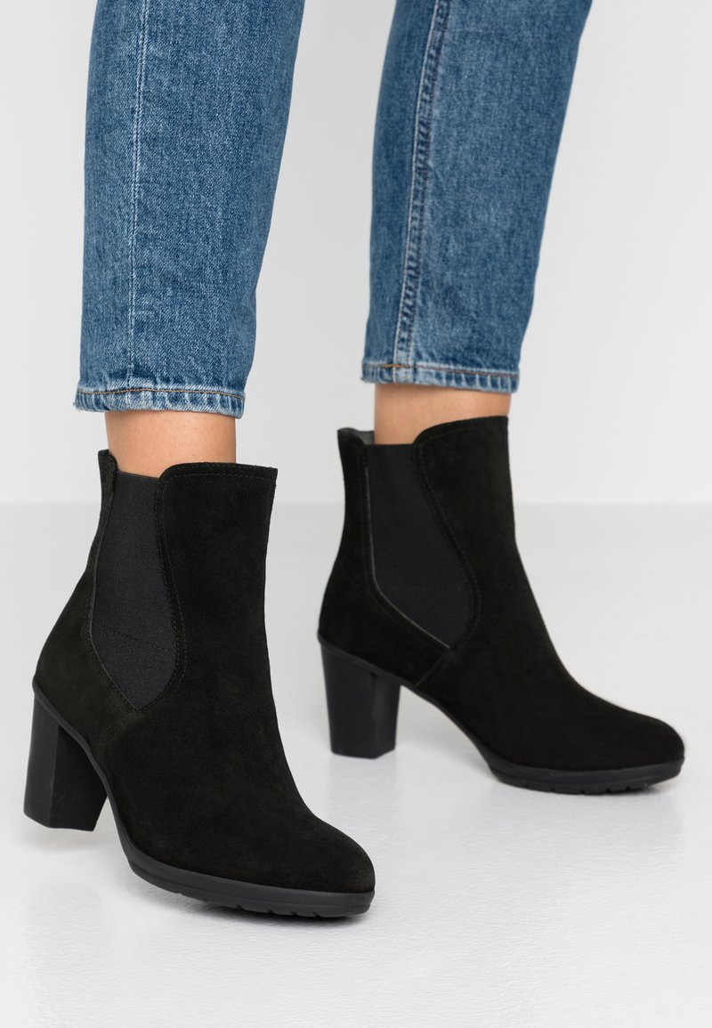 Scholl - ADHARE - Classic ankle boots - black