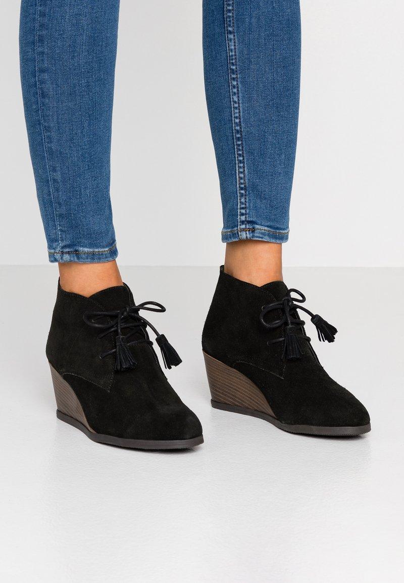Scholl - GRIEL - Ankle boots - black