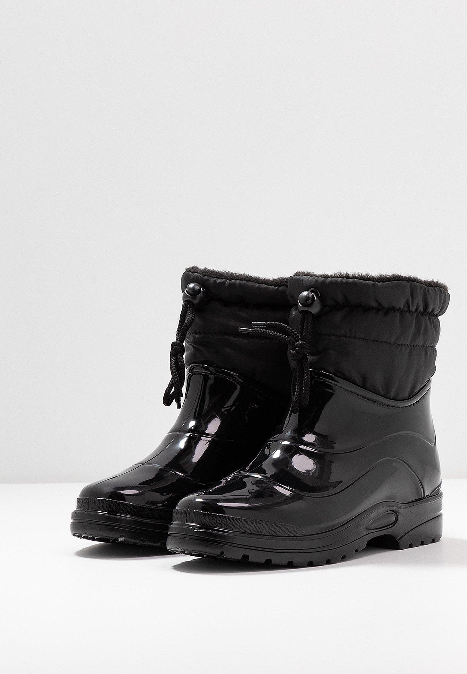 Scholl NEW VESTMANN Gummistøvler shiny black Zalando.no