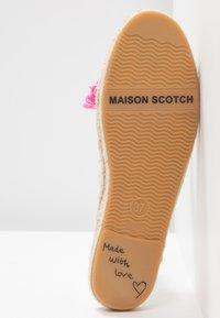 Scotch & Soda - JUNIT - Pantolette flach - tropical pink - 6