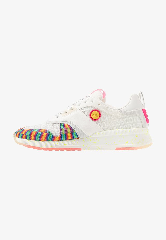VIVI  - Sneakersy niskie - white/rainbow
