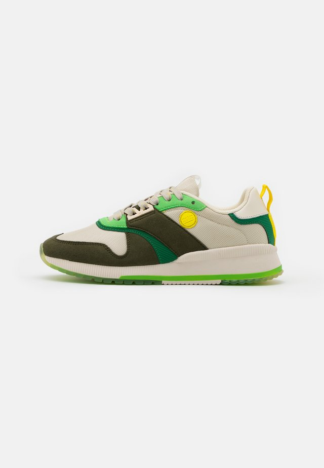 VIVI - Sneaker low - green/cream
