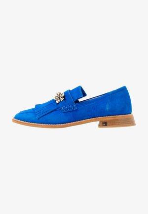 LOEL - Półbuty wsuwane - blue