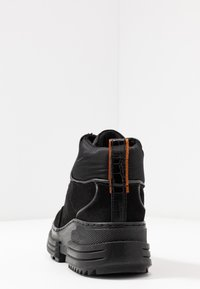 Scotch & Soda - CARA MID LACE  - Kotníková obuv - black - 5