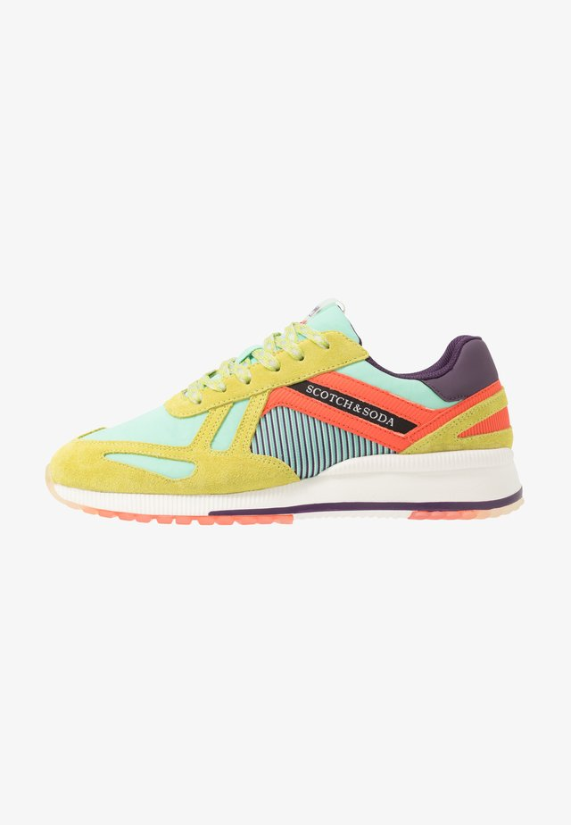 VIVEX  - Sneaker low - yellow/multicolor