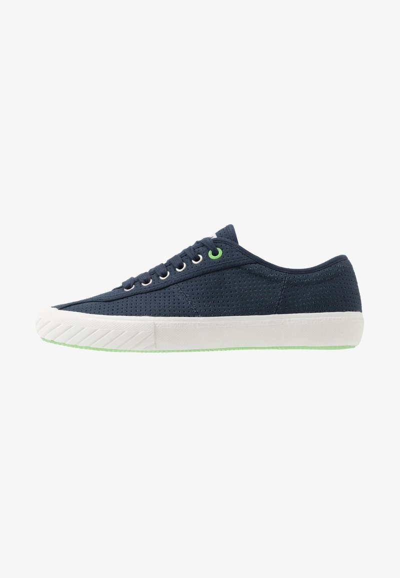 Scotch & Soda - PARCIFAL - Sneakersy niskie - marine