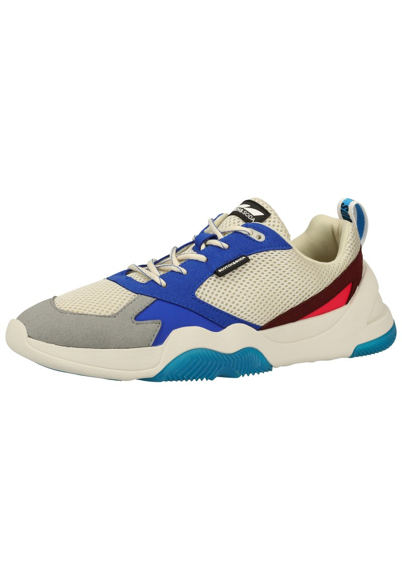 Scotch & Soda - Sneakersy niskie - blue razz s685