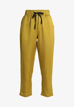 TAILORED PANTS - Bukse - bamboo