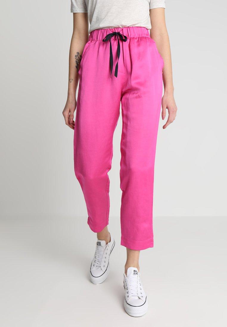 Scotch & Soda - TAILORED PANTS - Bukse - electric pink