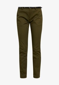 Scotch & Soda - Chinot - army - 4