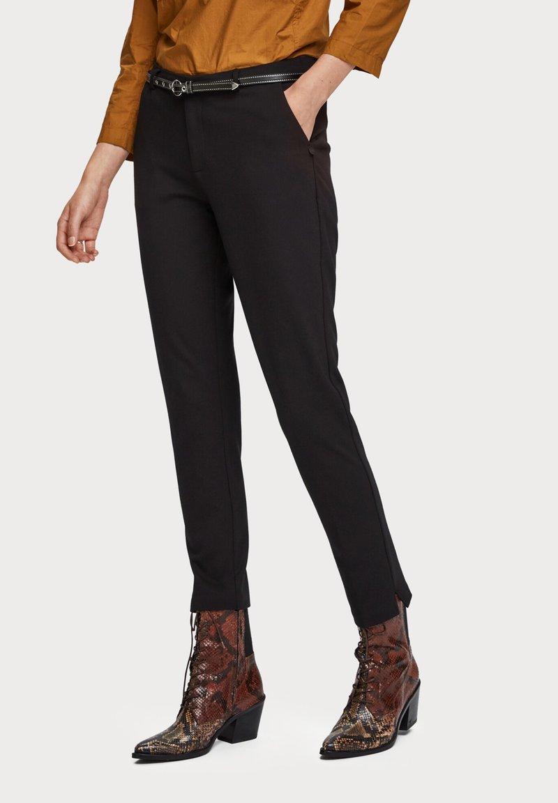 Scotch & Soda - Trousers - black