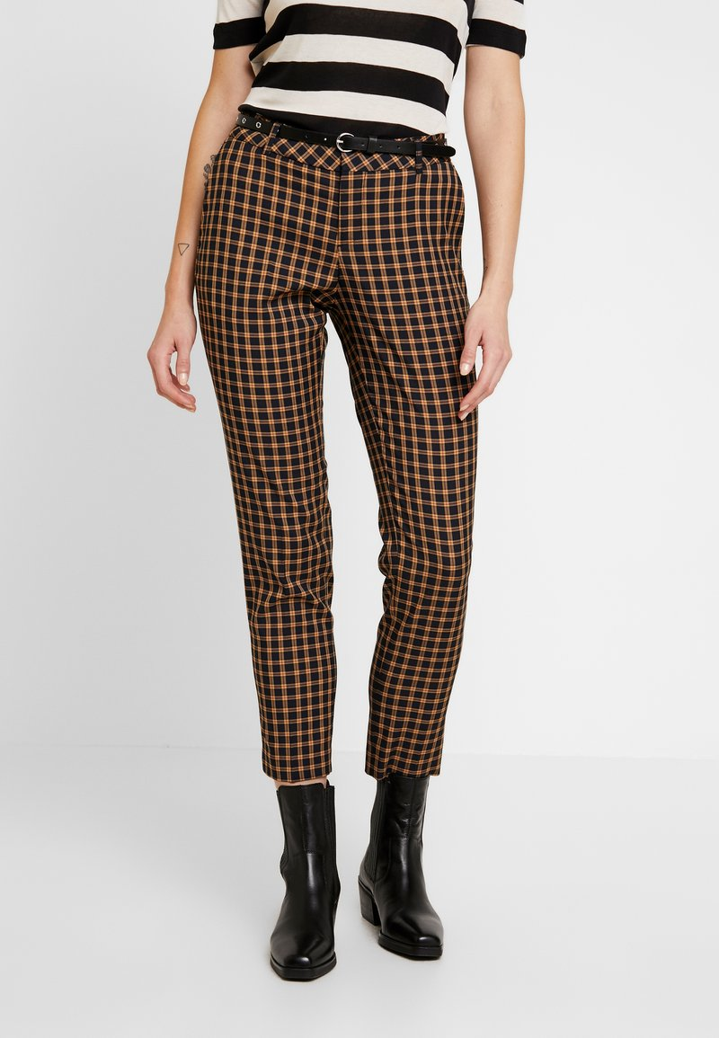 Scotch & Soda - CLASSIC TAILORED PANTS - Trousers - combo