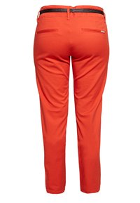 Scotch & Soda - WITH BELT - Chino kalhoty - rose red - 1