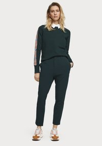 Scotch & Soda - Trousers - midnight forest - 0