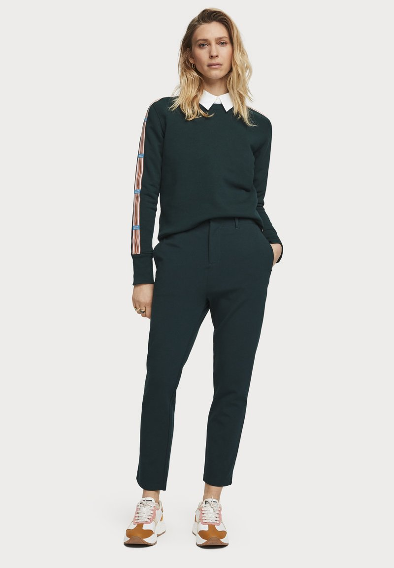 Scotch & Soda - Trousers - midnight forest
