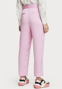 Scotch & Soda - Trousers - pink violet - 2