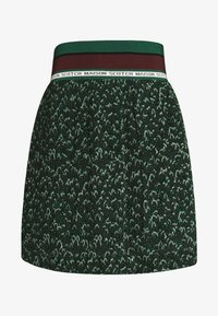 Scotch & Soda - PLEATED SKIRT WITH RIBBED WAISTBAND - A-line skirt - combo - 3