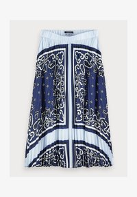 Scotch & Soda - A-line skirt - blue - 6