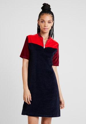 COLOUR BLOCK DRESS - Kjole - combo