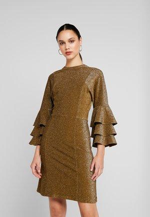 Robe d'été - olive