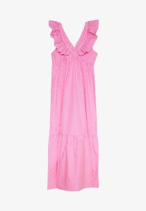 CRISPY DRESS - Robe longue - combo